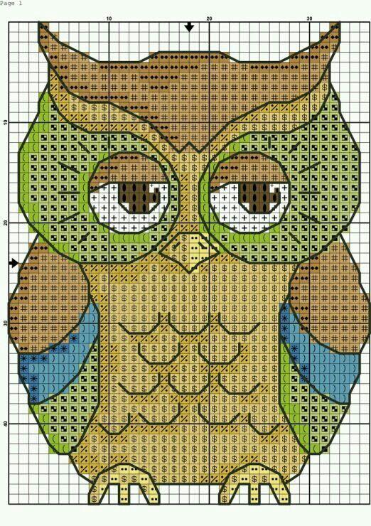 Owls 2/3