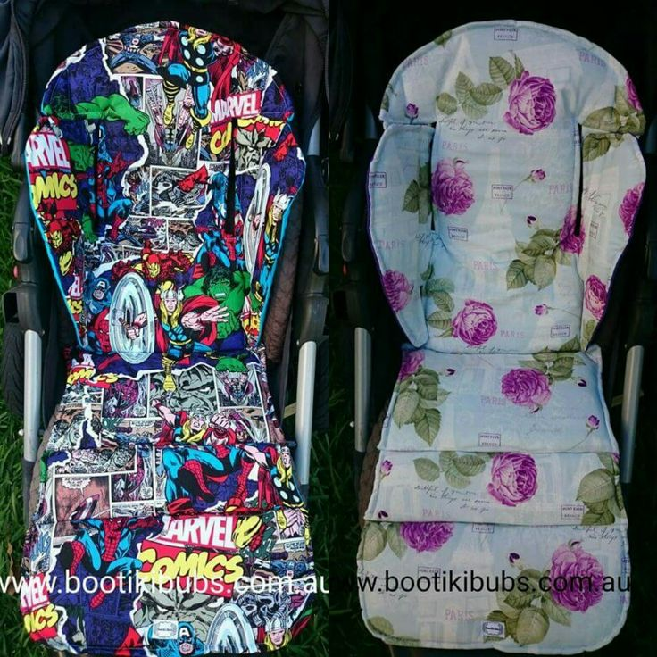 *New* Pram Liners  Available from www.bootikibubs.com.au