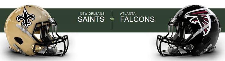 New Orleans Saints at Atlanta Falcons Georgia Dome — Atlanta, GA on Sun Jan 1, 2017 at 1:00pm, From $65