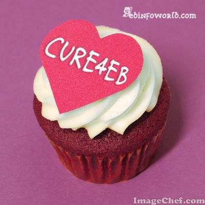 Epidermolysis Bullosa Awareness #EBawareness #cure4EB #fightEB ebinfoworld.com