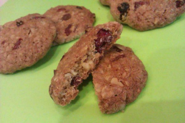 Ovsené cookies - Recept pre každého kuchára, množstvo receptov pre pečenie a varenie. Recepty pre chutný život. Slovenské jedlá a medzinárodná kuchyňa