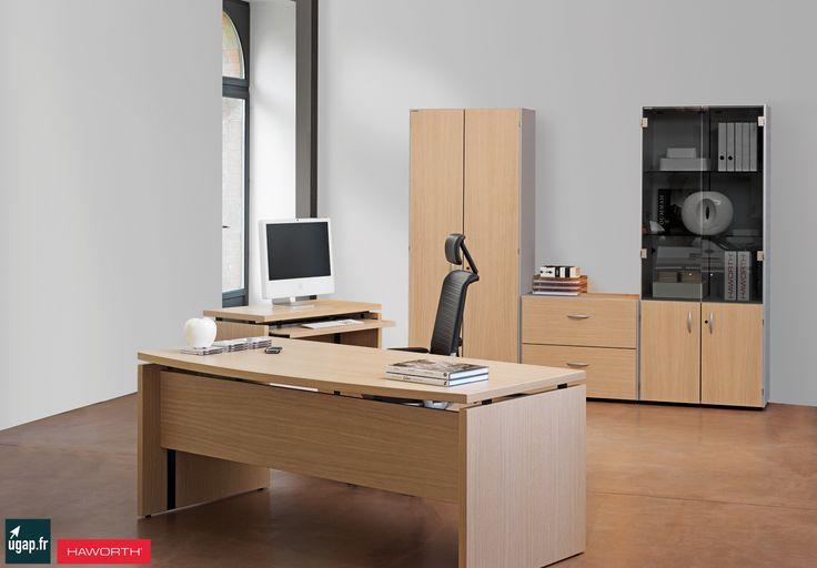 7 best bureau de direction amphiteo images on pinterest campaign executive office desk and public. Black Bedroom Furniture Sets. Home Design Ideas