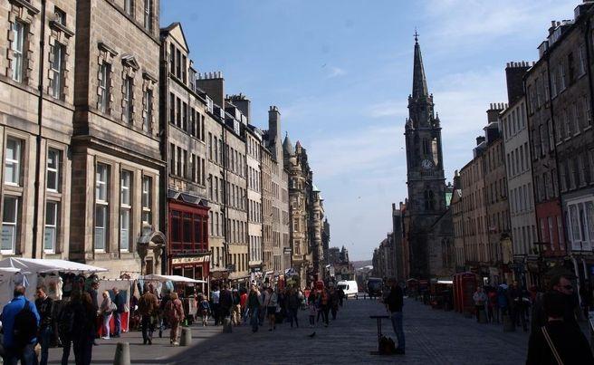 Bite-sized tour of Edinburgh's food revolution