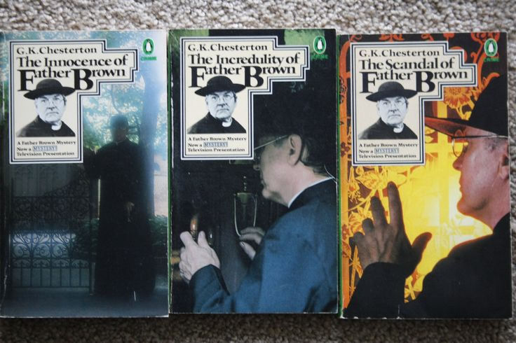 Lot of 3 G.K. Chesterton books by TheKindLady on Etsy