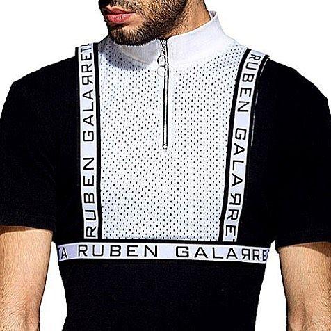 """169 Me gusta, 2 comentarios - R U B E N G A L A R R E T A (@rubengalarreta) en Instagram: """"✖️ THE WHITE MESH HARNESS ✖️ #rubengalarreta #galarreta #galarretaboy #essentials #collection…"""""""