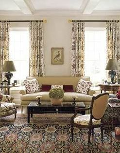 Interior Decorating Styles 101 Part 1- Traditional Decor - Ottawa Mommy Club - Moms and Kids Online Magazine