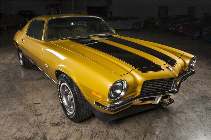 17 Best Images About 1970 1973 Camaro On Pinterest Cars