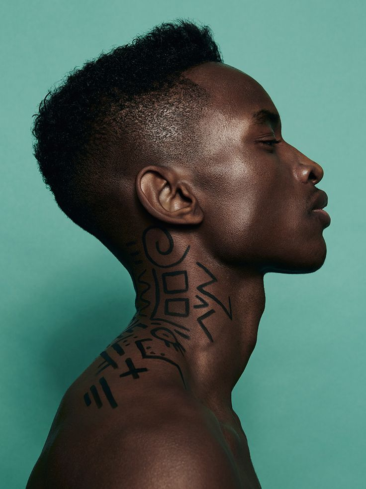 Oliver Kumbi at Nisch Management photographed by Fredrik Wannerstedt, in exclusive for Fucking Young! Online.