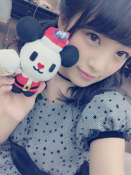 向井地美音 Mukaichi Mion #gravure #AKB48 #mukaichi Mion #Team4 #jpop #idol #selfie #Google+