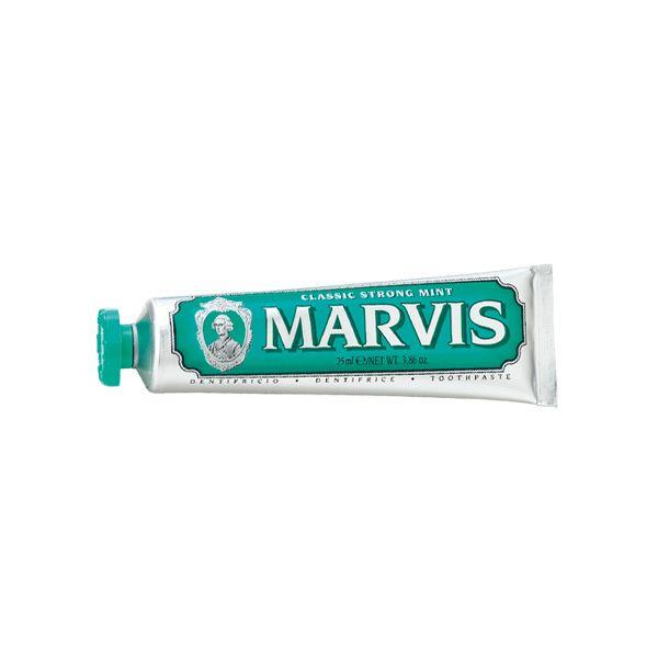 Marvis - Dentifrice Menthe Forte - Menthe forte 25 mL - Birchbox