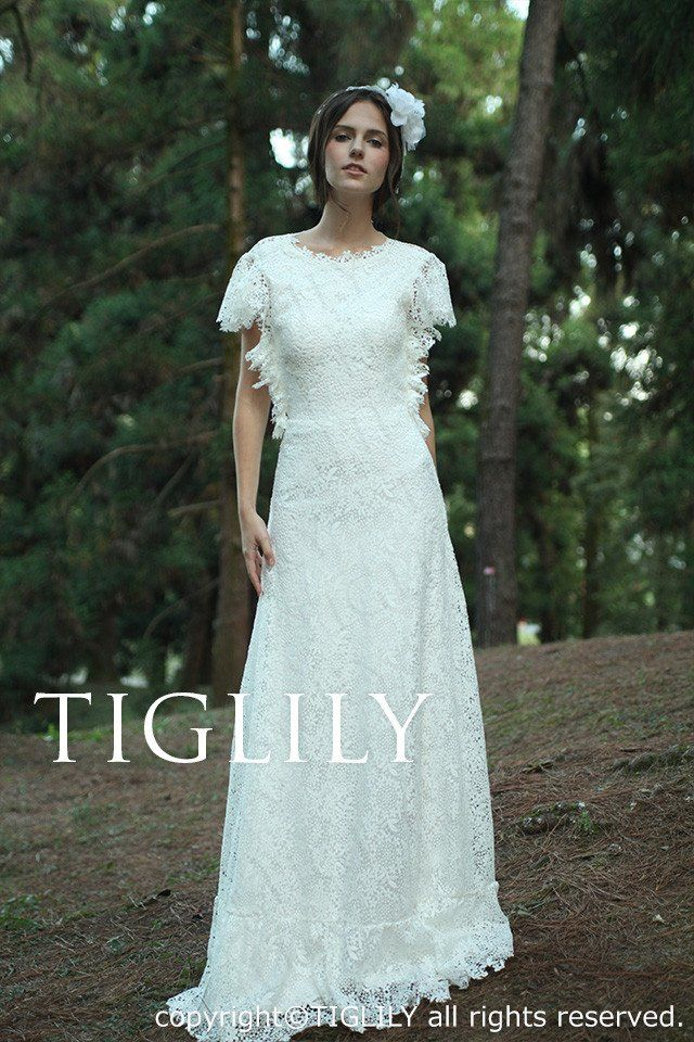 60 best Gowns Tiglily images on Pinterest   Wedding dress, Bridal ...