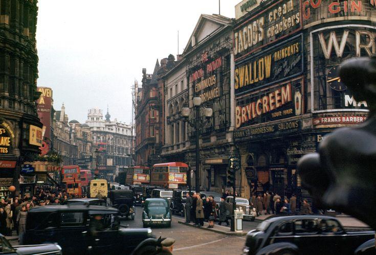London, 1940