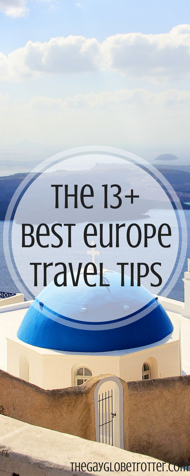 These Europe travel tips will help you plan your European vacation!