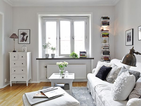 Inspiring Small Space Living