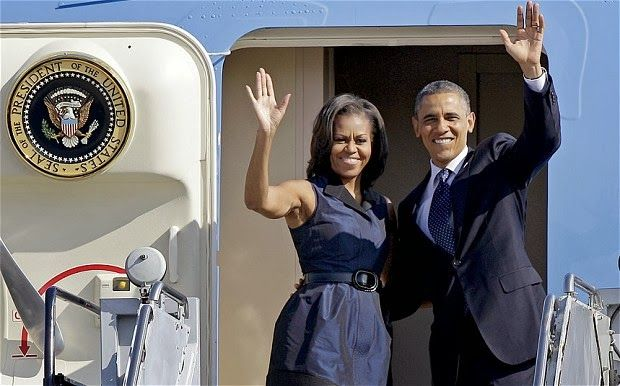 #BB4SP: @TSAO Chun Hui ~> Obama vacations have cost you $18 million ~> So far!