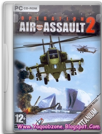 Operation Air Assault 2 Pc Game Full Version Free Download | Free Softwares & Games