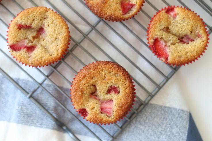 ... Muffins Paleo, Shortcake Muffins, Strawberries Muffins, Paleo Muffins