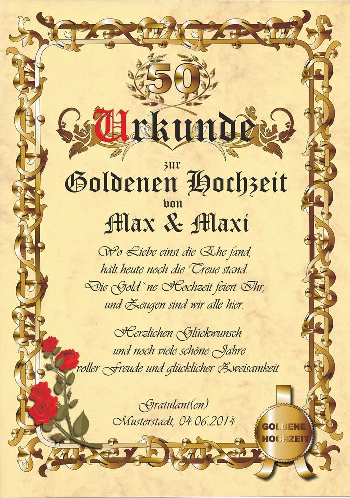 Gratulationen Zur Hochzeit Glückwünsche Zur Goldenen