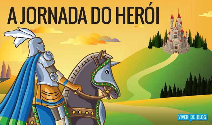 hero journey [Infográfico] A Jornada do Herói: Transformando sua audiência em heróis através de histórias memoráveis