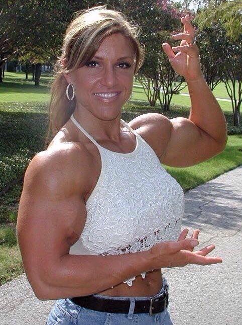 Sexy gina davis bodybuilder #10