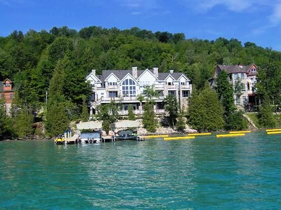 Property On Torch Lake Mi