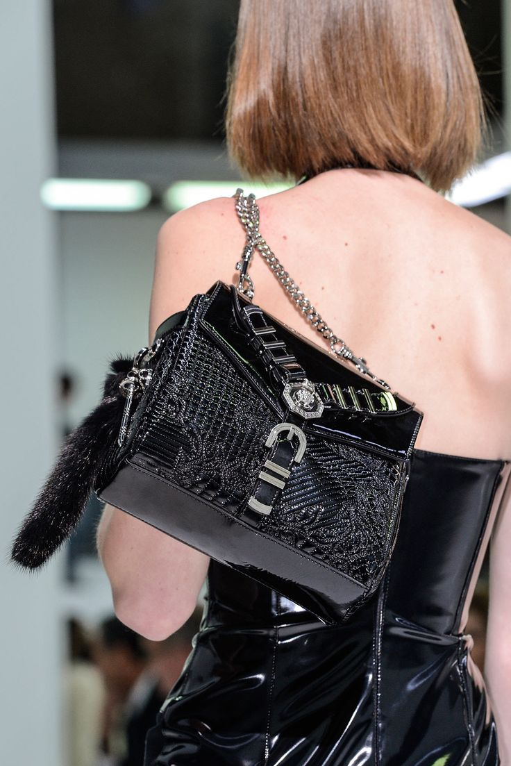 fake chrome hearts Versace Fall 2013 Ready to Wear Collection Photos   Vogue