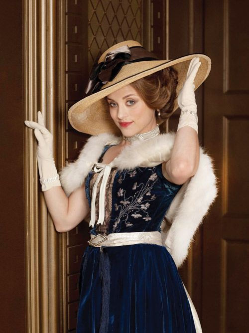 Mr. Selfridge tv series costumes