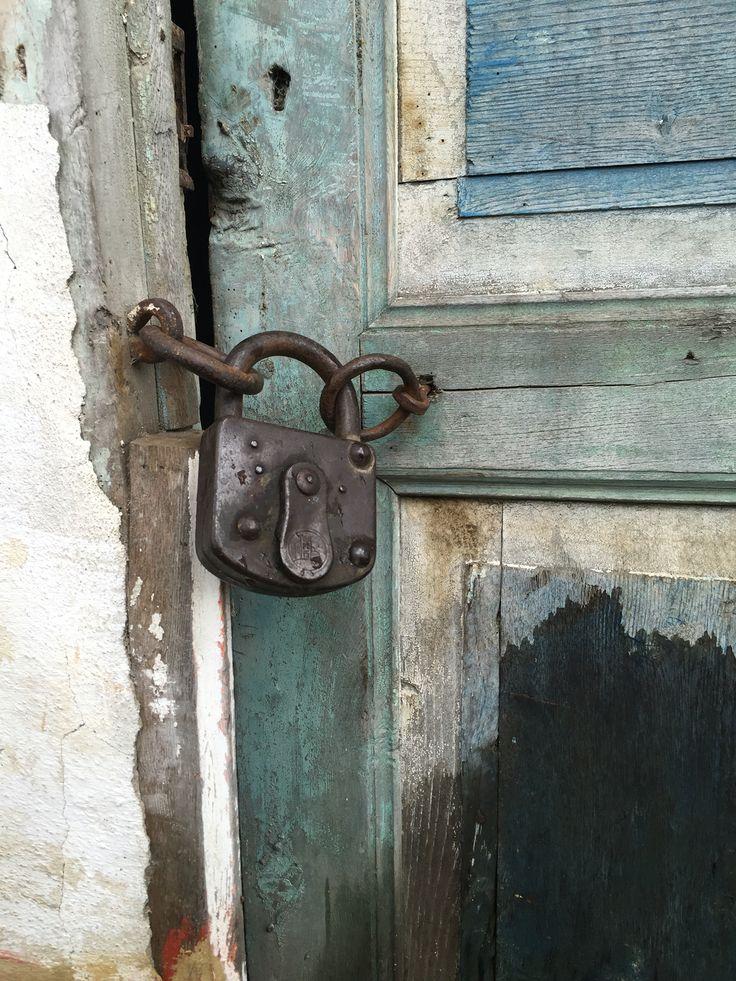 Kapı kilitli