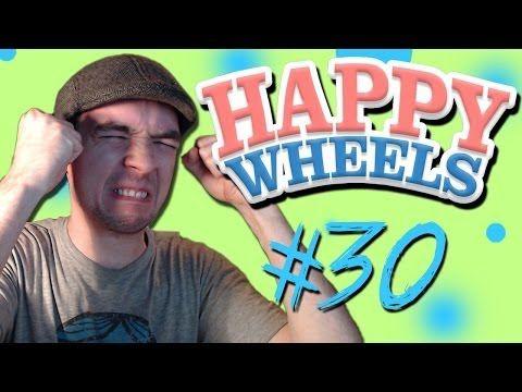 Happy Wheels - Part 30 | JACKSEPTICEYE COURSE - YouTube