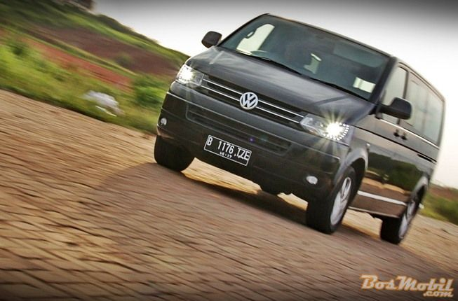 VW New Caravelle 2.0 LWB TDI - Home Sweet Home #carreview #bosmobil