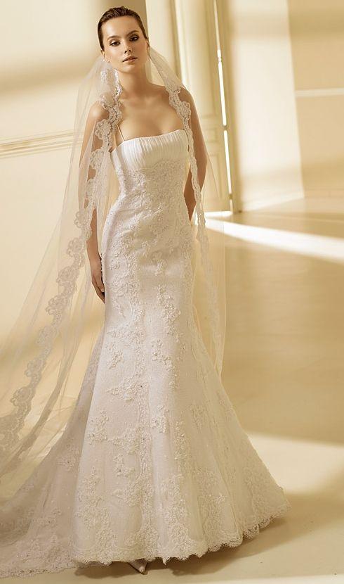 Svatební šaty La Sposa, model Magnolia