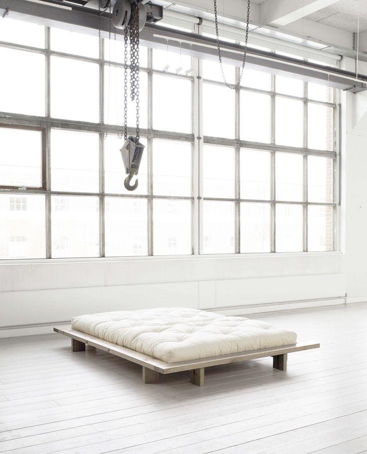 Japanisches futonbett  Die besten 25+ Japanisches futon bett Ideen auf Pinterest | Futon ...