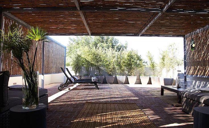 Pool and garden - Fazenda Nova, in Algarve, Portugal