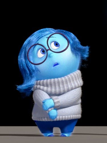 Phyllis Smith Discusses Her Vocal Work as Sadness for 'Inside Out'  http://www.pixarpost.com/2014/08/phyllis-smith-discusses-her-vocal-work.html