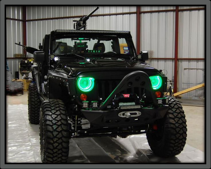 Xtreme Outfitters Jeep Wrangler Call of Duty: Black Ops Xtreme Outfitters Jeep Wrangler Call of Duty Black Ops 2 – Luxatic