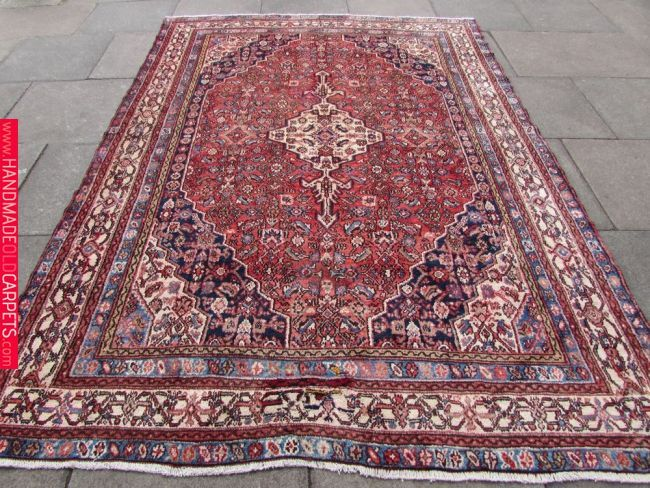 Old Hand Made Traditional Persian Rugs
