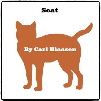Scat by Carl Hiaasen - (Reed Novel Studies)