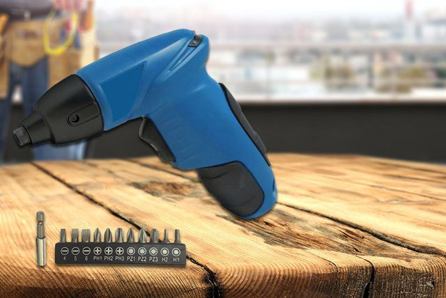 12pc 4.8v Cordless Electric Screwdriver