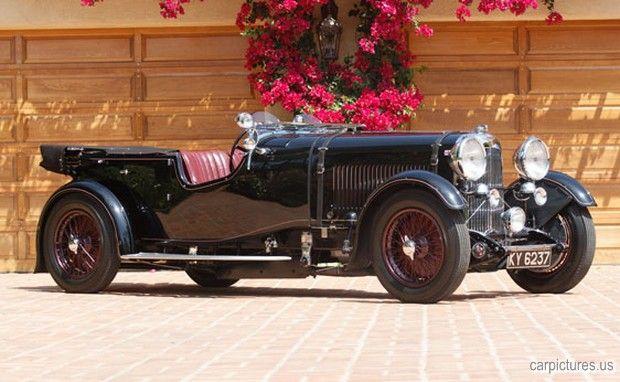 1933 Lagonda 3 Litre Tourer Car Pictures Classic Cars Sports Car Racing Automobile