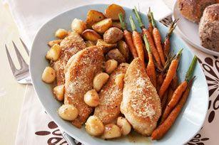 Chicken with Twenty Cloves of Garlic recipe
