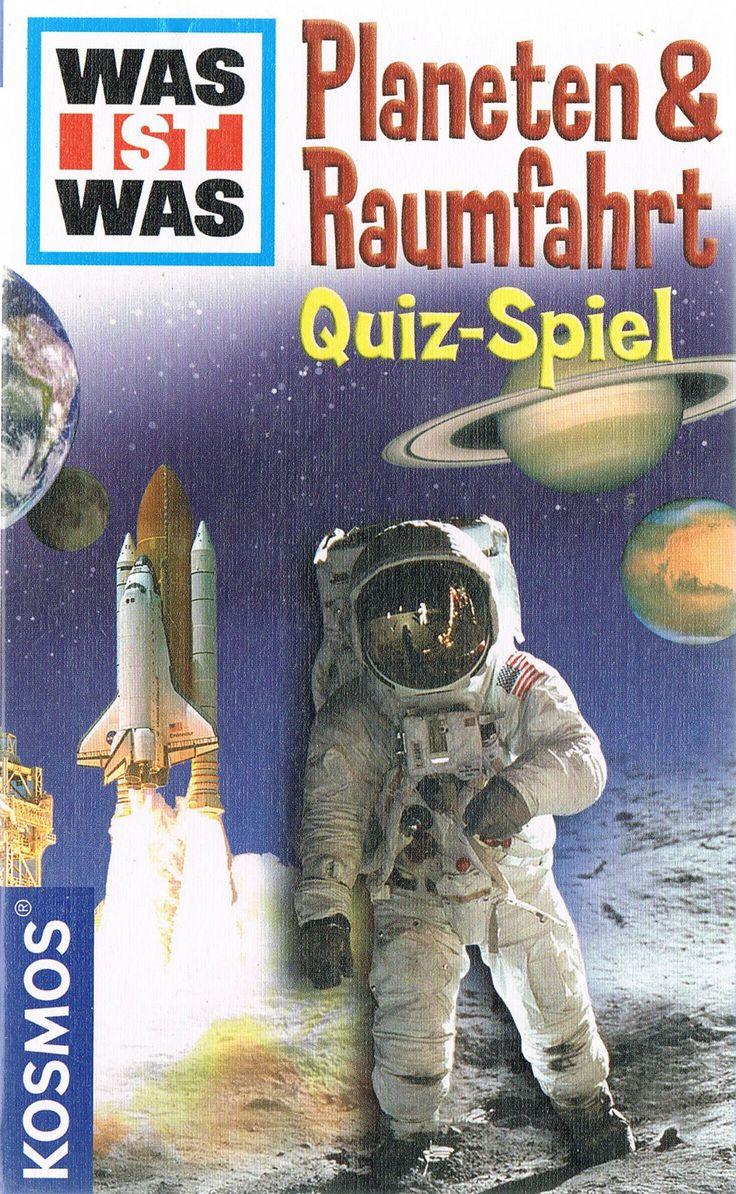 Planeten & Raumfahrt Quiz-Spiel