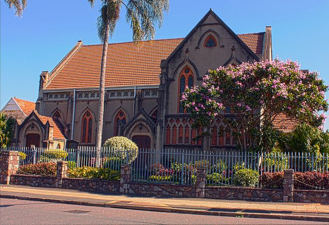 Methodist Church, Musgrave Road, Durban, South Africa by Kleinz1, via Flickr