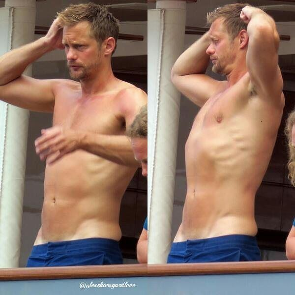 "(@alexskarsgardlove) on Instagram: ""News Photos Of Alexander Skarsgård in Capri, Italy - June 24, 2017 (  alexanderskarsgardonline)…"""