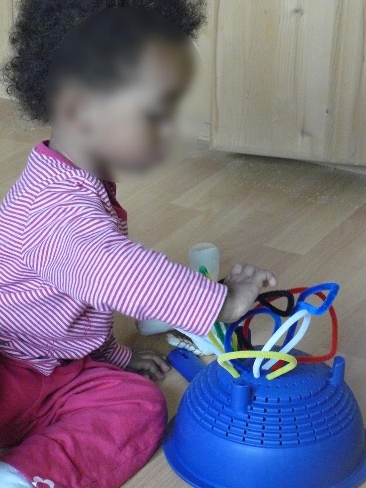 DIY-Home: Beschäftigung für Kleinkinder