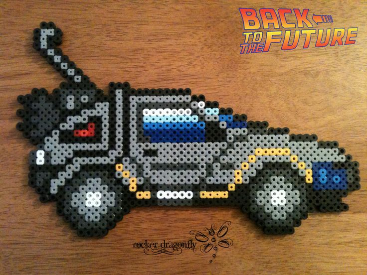 Back to the Future by RockerDragonfly.deviantart.com on @DeviantArt