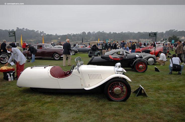 1947 Morgan F-Super Image