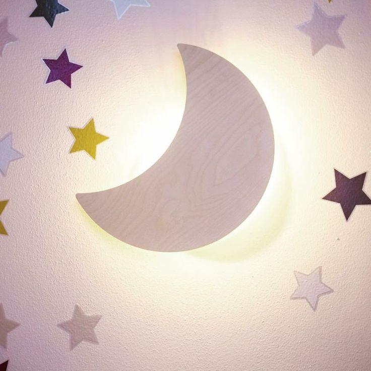 Moon on the wall, www.petproject.gr
