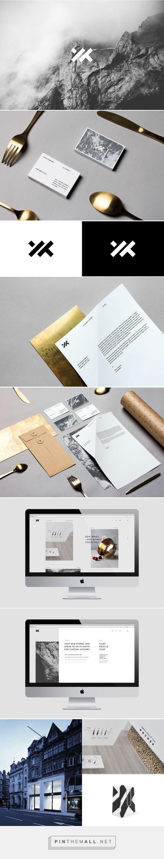 Yx Cutlery - Identity & Stationery Update http://jrstudioweb.com/diseno-grafico/diseno-de-logotipos/