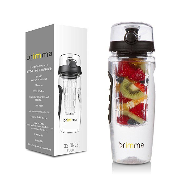 16++ Water bottle with built in fruit infuser ideas