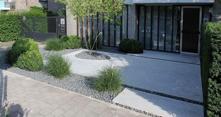 Company Front Garden